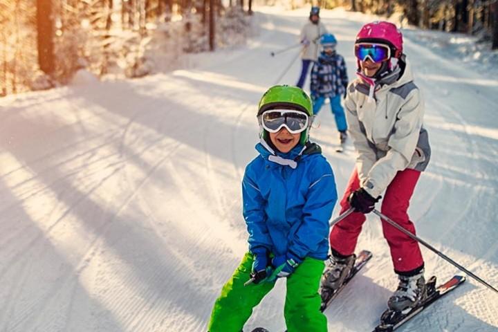 Profiter de la neige en vacances d'hiver