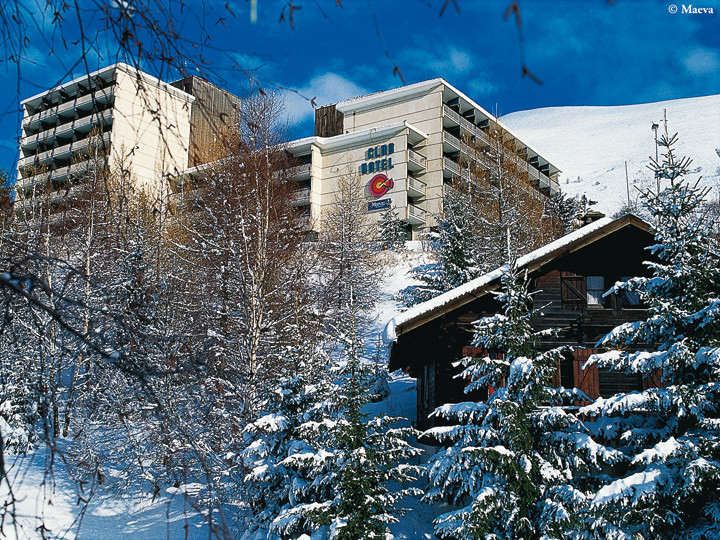 village vacances ski les 2 alpes