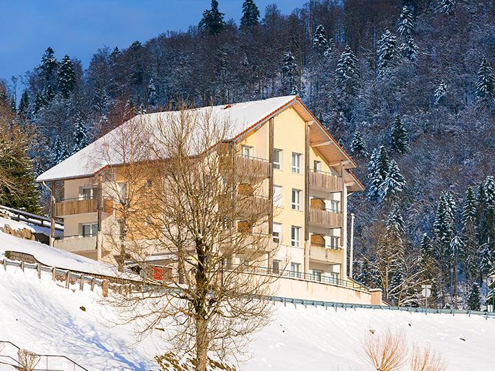 village vacances bussang residence location hiver