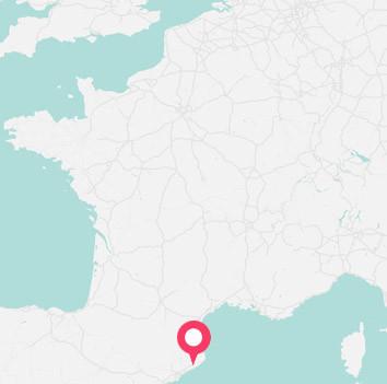fiche village gabarit carte localisation cala llevado