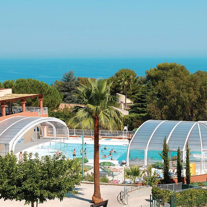village vacances piscine roquebrune